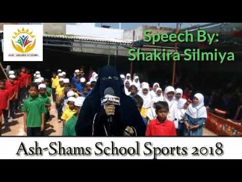 Xxx Mp4 Sports In Islam Silmiya Shakira Sultana Ash Shams School Pernambut 3gp Sex