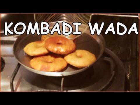 kombdi vade recipes - sagoti wada,malvani vade,maharashtrian recipe