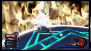 Kingdom Hearts 2.5 HD Data Axel and Lexaeus (Proud Mode)