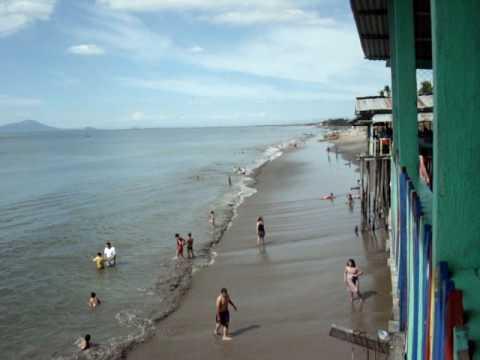 BEACHES PLAYAS CEDEÑO Choluteca Honduras.