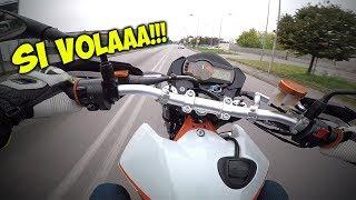 KTM 990   UN MISSILE TERRA-ARIA !!!