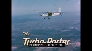 FAIRCHILD HILLER TURBO PORTER 30912