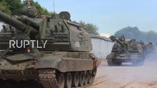 Russia: Military prepare for