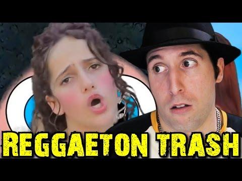 REGGAETON GINZA - PARODIA