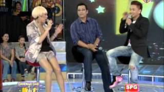 Lito Lapid shows dance moves on 'GGV'
