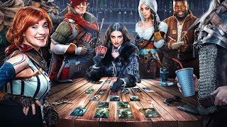 GWENT [Pvp: La Chasse Sauvage!] - PS4