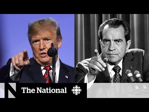 Xxx Mp4 Donald Trump And Richard Nixon The Similarities Between Two US Presidents 3gp Sex