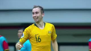 Australia 2-1 Vietnam (AFC U19 Indonesia 2018 : Group Stage)