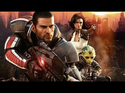 Mass Effect 2 Game Movie (All Cutscenes) 1080p HD