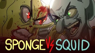 The SpongeBob SquarePants Anime - OP 2 (Original Animation)