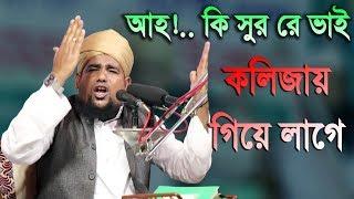 Mufti Mobarak Ullah Saidi Bangla Waz 2018 New আহ! কি সুর রে ভাই কলিজায় লাগে