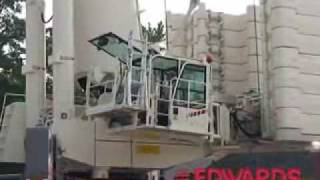 Edwards, Inc. - 600 ton Terex Demag