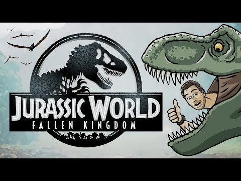 Jurassic World Fallen Kingdom Trailer Spoof TOON SANDWICH