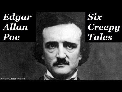 Xxx Mp4 SIX CREEPY TALES By Edgar Allan Poe FULL AudioBook Greatest Audio Books 3gp Sex