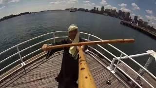 Saidi Rhythmatiq by Karim Nagi (Egyptian GoPro Selfie Stick Dance)