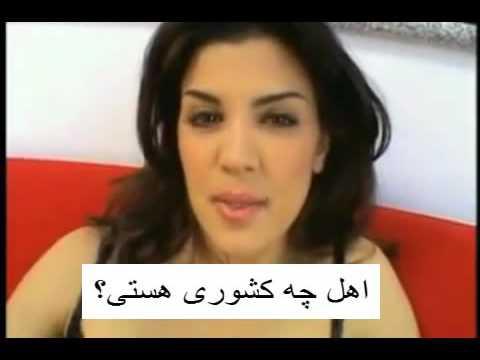 آیلار لی با زیرنویس فارسی - aylar lie interview farsi sub