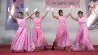 Ladki   लाडकी   New Best Dance Performance On Ladki   Shree Gouruji Vidhyadham (Chatralay)