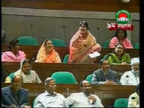 Syeda Ashrafi Papia MP talks about Joy s corruption