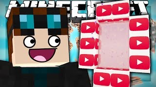 If a YouTuber Dimension was Added - Minecraft