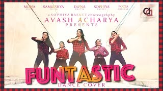 FUNTASTIC (Pani Paryo) | Dance Video | #FuntasticParisGirls | Avash Acharya Productions