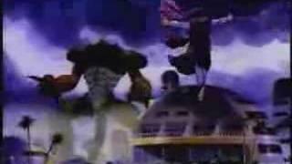 Dragon Ball Z: Wrath of the Dragon (Trailer - Good Quality)