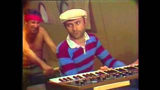 Phil Collins performs on Collaro Show (French TV)
