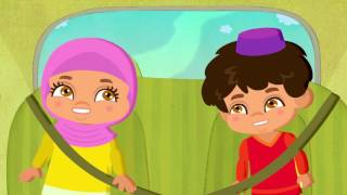 Best Muslim Characters | Maruf n Maryam Series  | Excellent Manners |ONLY available Muslim Kids TV