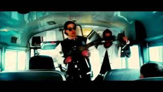 Hobo With a Shotgun - School Bus Scene