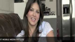 Sunny Leone talking about her new home in India with NITIZART
