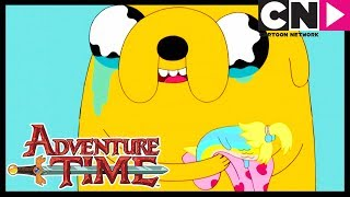 Adventure Time   Happy Father's Day! - Jake The Dad (clip)   Cartoon Network