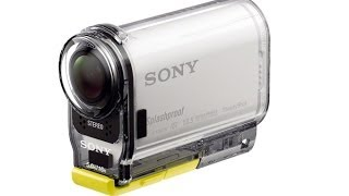 Sony HDR-AS100v Action Cam first thoughts/prequel