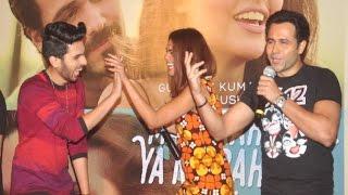 UNCUT: Main Rahoon Ya Na Rahoon Song Launch | Emraan Hashmi, Esha Gupta
