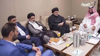 الصدر يتعهد بحكومة شاملة وقيود إيران قد تعطل مشروعه