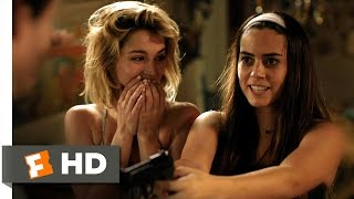 Knock Knock (9/10) Movie CLIP - Hide and Seek (2015) HD