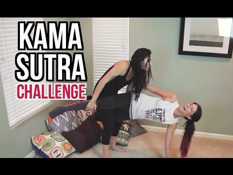 KAMA SUTRA CHALLENGE