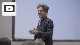 [Conférence]  Pourquoi enseigner les sciences ?