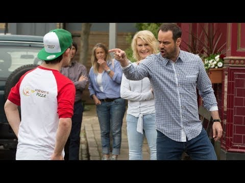 Xxx Mp4 EastEnders Mick Carter Vs Marky The Pizza Boy 3rd August 2018 3gp Sex