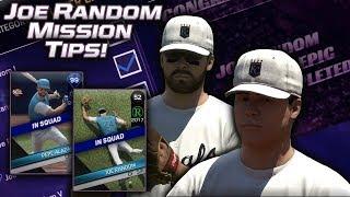 How To Unlock Pepe Alazar! [Joe Random Mission Tips] MLB The Show 17 Diamond Dynasty
