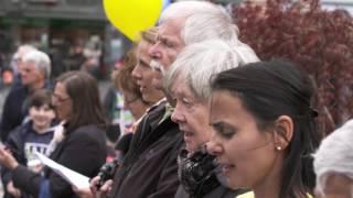 #RestonsEnsemble Europa - Flashmob in Bad Homburg - Gemeinsam mit Musik für Europa