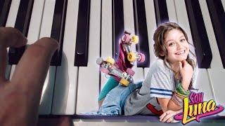 Alas / Soy Luna / Piano Tutorial / Notas Musicales / Cover