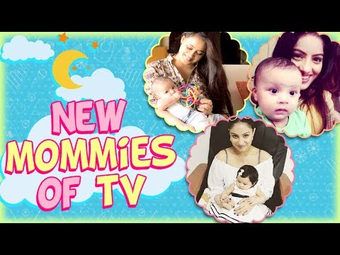 New Mommies Of TV  - Deepika Singh, Shweta Tiwari, Lisa Haydon   TellyMasala