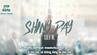 [Vietsub] Shiny day - Lily M