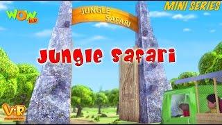 Jungle Safari - Vir Mini Series - Live in India