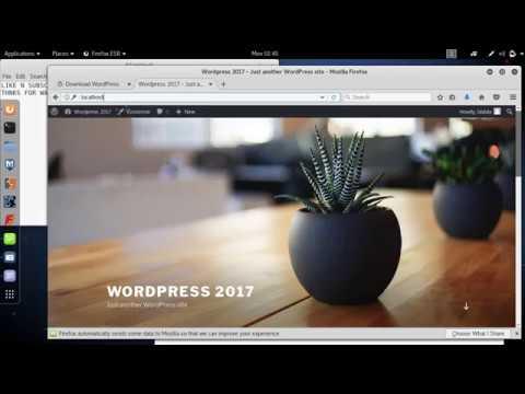 Xxx Mp4 How To Install Wordpress On Linux 2017 3gp Sex