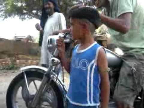 Desi punjabi kid singing funny songs-- yaar anmule