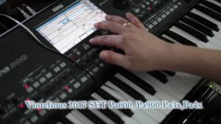 Viorelious Pa600 Set 2017 demo part1