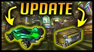 PAINTED MANTIS + BOOSTS - NITRO CRATE OPENINGS/TRADES/SUB GAMES + MORE! 🔴 INSANE ROCKET LEAGUE LIVE