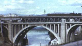 Home Movies Spokane, WA, circa 1960