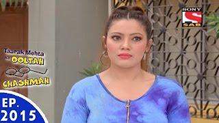 Taarak Mehta Ka Ooltah Chashmah - तारक मेहता - Episode 2015 - 1st September, 2016