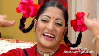 Khan & Team Comedy Serial CHANNO CHARA full episode 14